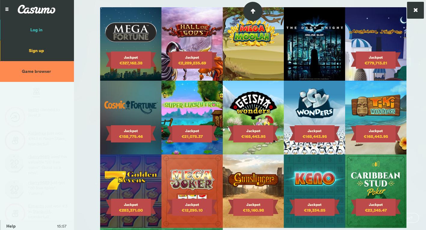 online casino list free 5 paysafecard