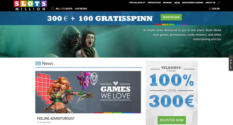 SlotsMillion Casino Review - SlotsMillion™ Slots & Bonus   SlotsMillion.com